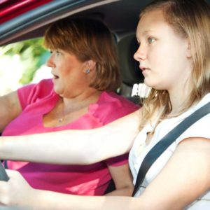 Car Accidents While Driving with a Permit in Massachusetts